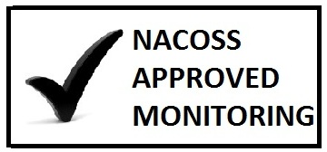 NACOSS Approved Monitoring Available