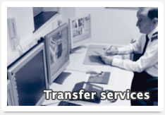 Transfer of services