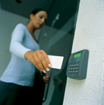 Coded Operated Access Control Systems