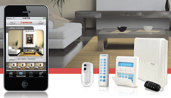 Agility 3 Smartphone controlled Alarm System